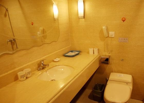 酒店卫生间的清洁方法